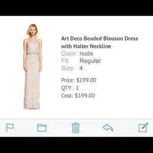 Bridesmaids Dress, worn once